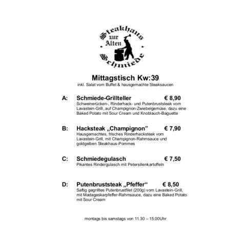 steakhaus KW 39