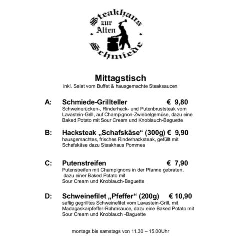 steakhaus KW 07