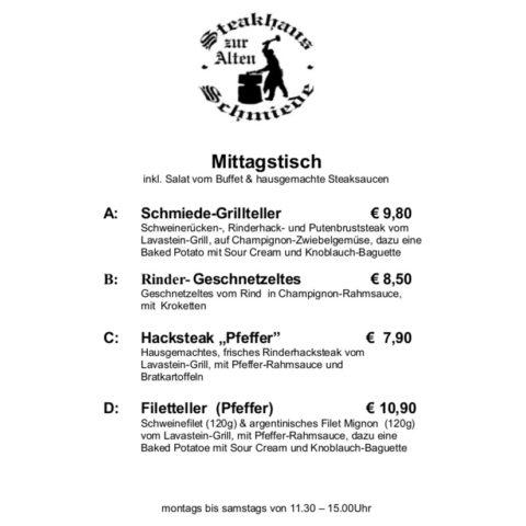 steakhaus KW 16